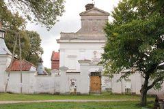Kościół pw. Podwyższenia Krzyża Świętego w Chwalęcinie. Źródło: archipelag.ceik.eu